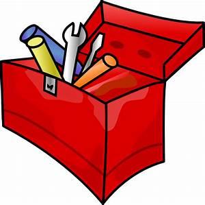 Toolbox Clip Art at Clker com - vector clip art online