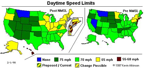 national maximum speed law wikipedia