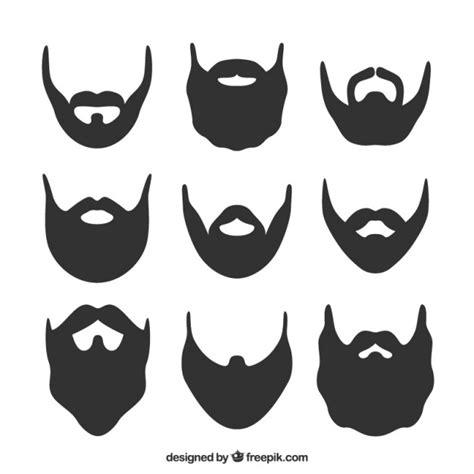Beard Clip Beard Vectors Photos And Psd Files Free