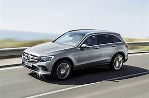 Mercedes Classe Glc : 2016 mercedes benz glc revealed video ~ Dallasstarsshop.com Idées de Décoration