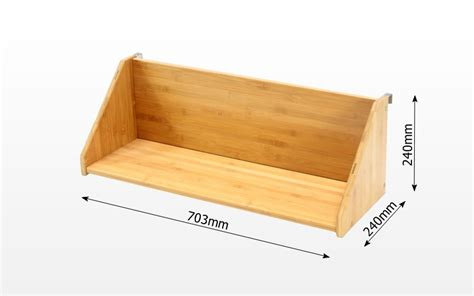 clip on bedside table clip on bed shelf bamboo children furniture