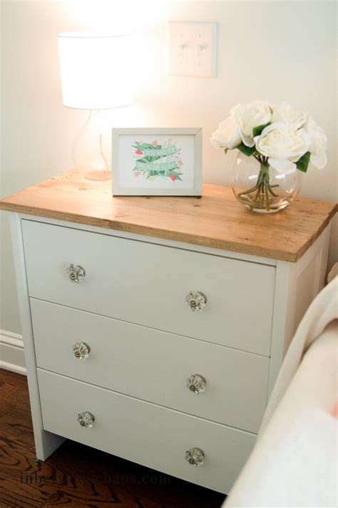 Nightstand Hack by Ikea Rast Hack A Media Friendly Nightstand