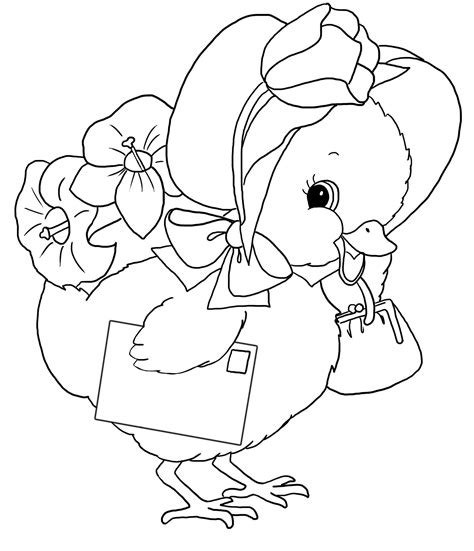 Coloring Easter Pages by Easter Coloring Pages