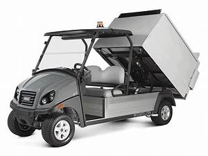 2019 Club Car Carryall 700 Refuse Removal Gas Golf Carts Bluffton South Carolina Carryall700gasoline