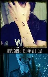 Impossible Astronaut Day – Girlhero.net
