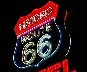 Route 66 Festival ing Up