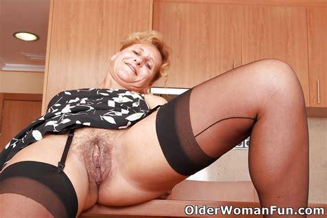 Hairy Granny Inge From Olderwomanfun 16 Pics