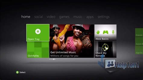 How To Download Xbox Live Profile Xbox 360 V2 Youtube
