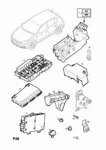 Vauxhall Tigra Convertible Fuse Box