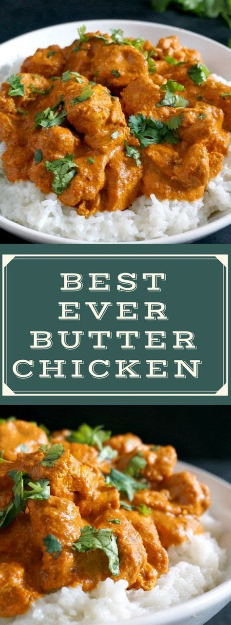 While i love butter chicken, i have a few problems with many restaurant versions. This easy butter chicken recipe Indian style is my take on the classic chicken curry dish that ...