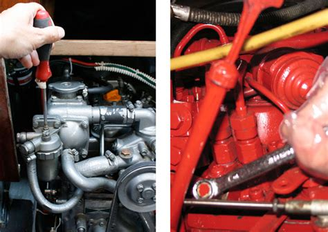 diesel engine repairs fuel air starting wiring boatscom