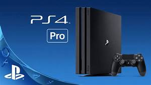 PlayStation 4 Pro Australian Price Release Date And