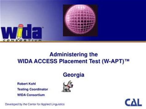 Ppt  How To Use Wida's Cando Descriptors In Your