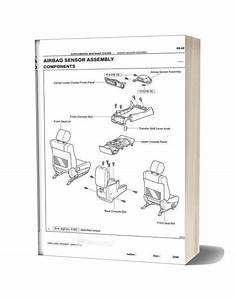 Toyota Land Cruiser 1998 2007 Srs Repair Manual