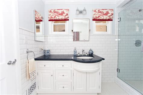 Bathroom Vanity With Offset Sink Bathroom Traditional With