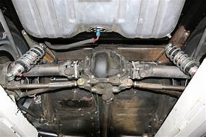 Independent Rear Suspension for Early Mustangs - Hot Rod Network