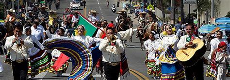 CELEBRATING MEXICAN INDEPENDENCE DAY