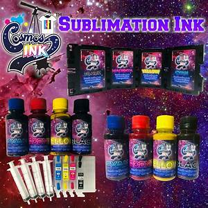 Sublimation Designs Free Sublimation Ink For Epson And Sawgrass Printers Cosmos Ink