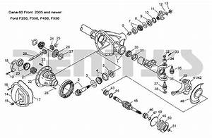 Ford F250 Front Suspension Diagram