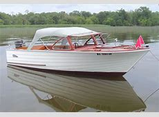 Cruisers Inc LadyBen Classic Wooden Boats for Sale