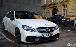 Mercedes E 63 Amg : mercedes benz e 63 amg s w212 8 january 2016 autogespot ~ Medecine-chirurgie-esthetiques.com Avis de Voitures
