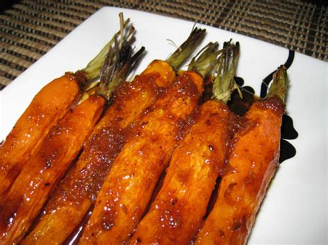 candied carrots  closet cooking