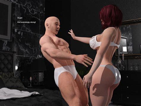EndlessRain Sexy Redhead Succubus Porn Comics Galleries