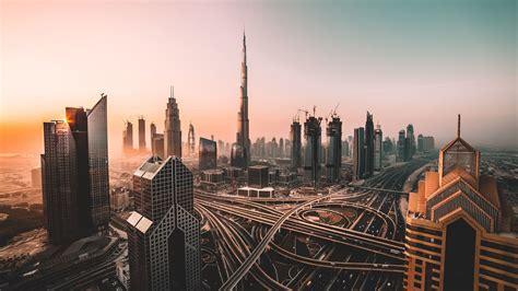 Download 1920x1080 Wallpaper Dubai, Skyline, Cityscape