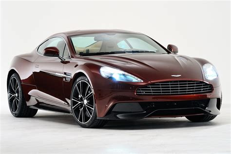 Aston Martin Vanquish Picture by New Aston Martin Vanquish Revealed Pictures Auto Express