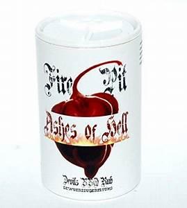 Die Besten Elektrogrills : ashes of hell fire pit bbq rub grill blog die besten grills und rezepte ~ Watch28wear.com Haus und Dekorationen