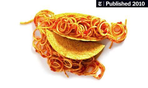 spaghetti taco  la icarly   york times