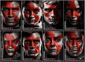 Posters: 'Hunger Games: Mockingjay, Part 2' - 'Faces Of ...
