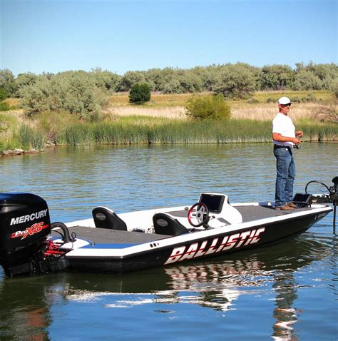 Ballistic Bass Boats For Sale by Legend Boats Home