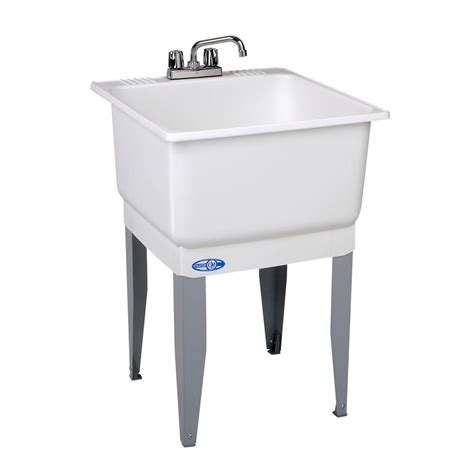 mustee laundry sink faucet mustee and sons sinks laundry and utility sinks sps