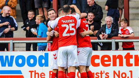 Watch: Fleetwood Town 2-1 Bradford City highlights - News ...