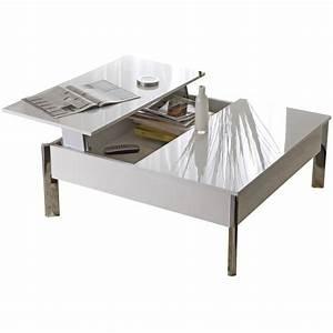Table Basse Relevable Pas Cher : table basse relevable auchan ~ Teatrodelosmanantiales.com Idées de Décoration