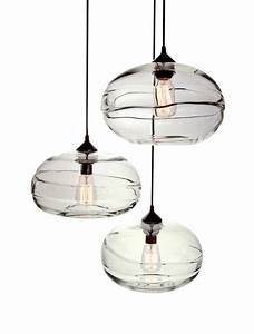Love these lights for over an island or table hung at