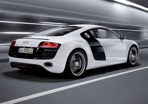 2013 Audi R8 Revealed  V10 Plus Added To The Range