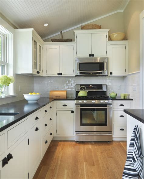 black kitchen countertops addicted  decorating