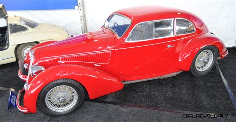 Gooding 2018 Pebble Beach Highlights 1938 Alfa Romeo 6c