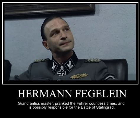 Fegelein Meme - downfall files hermann fegelein by admiralmichalis on deviantart