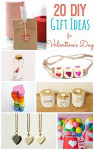 20 DIY Valentine's Day Gift Ideas - Tatertots and Jello