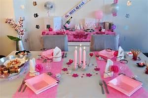 Deco Anniversaire Adulte : les 50 meilleures images du tableau table chic elegante ~ Melissatoandfro.com Idées de Décoration
