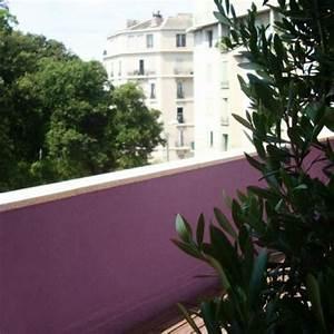 8 idees de terrasses en couleurs marie claire maison With decaper un mur exterieur peint