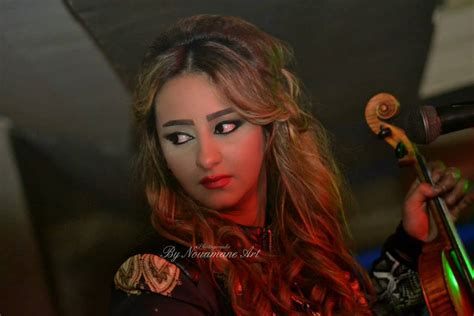 La Belle Marocaine Zina Daoudia