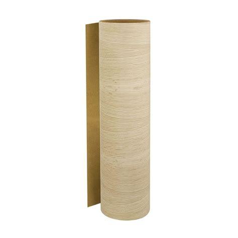oak veneer sheets home depot cedan 24 in x 48 in natural red oak pre glued veneer sheet 052448egs the home depot