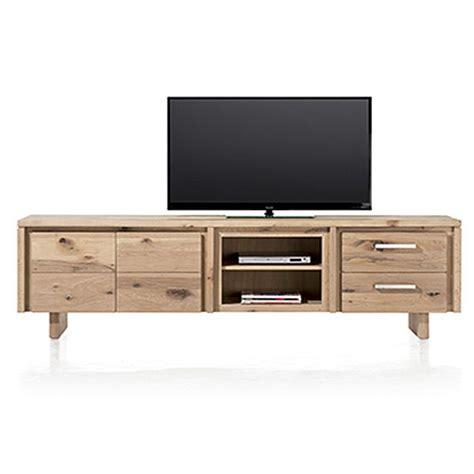 masters massief eiken lowboard tv meubel 240 cm