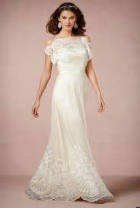 anthropologie wedding dress wedding dresses for 50