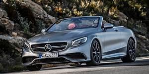 Mercedes S63 Amg : 2016 mercedes benz s class cabriolet review s500 and amg ~ Melissatoandfro.com Idées de Décoration