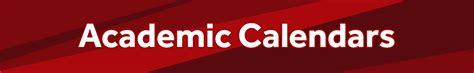 academic calendars stony brook university school social welfare